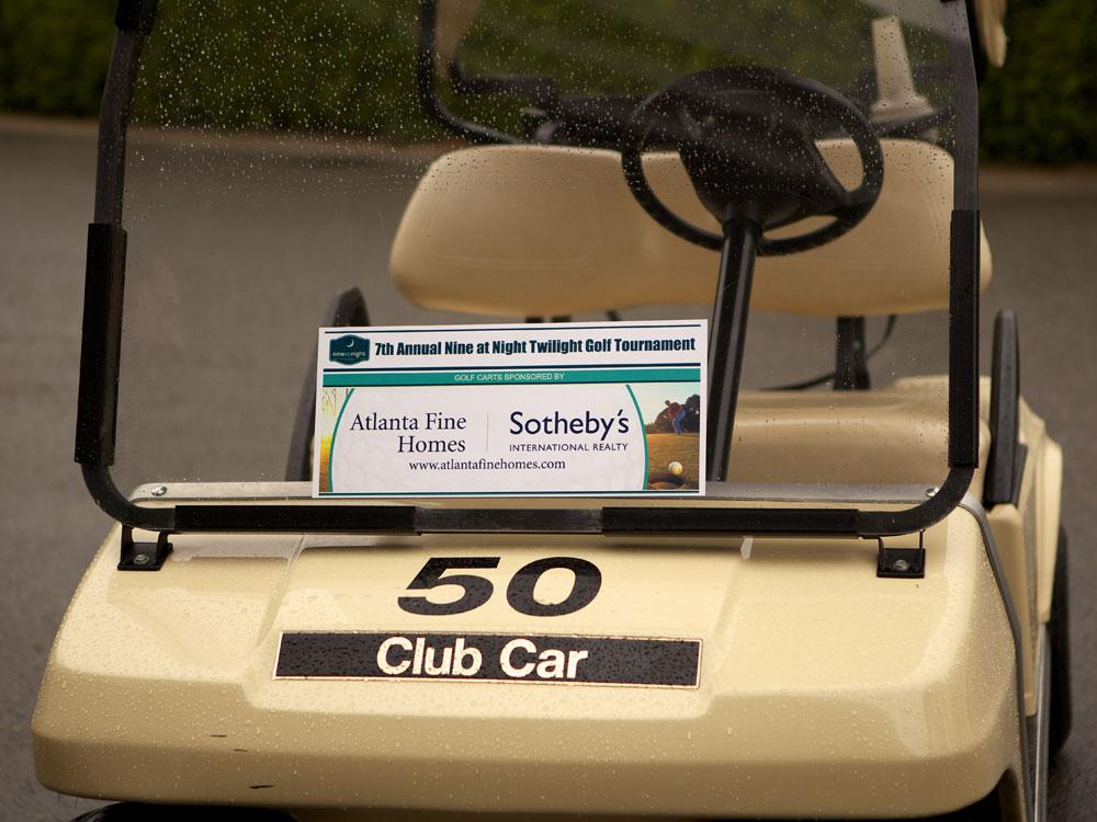 Golf Cart Stickers.