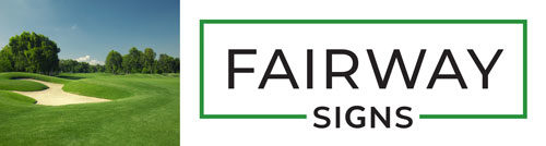 Fairway Signs