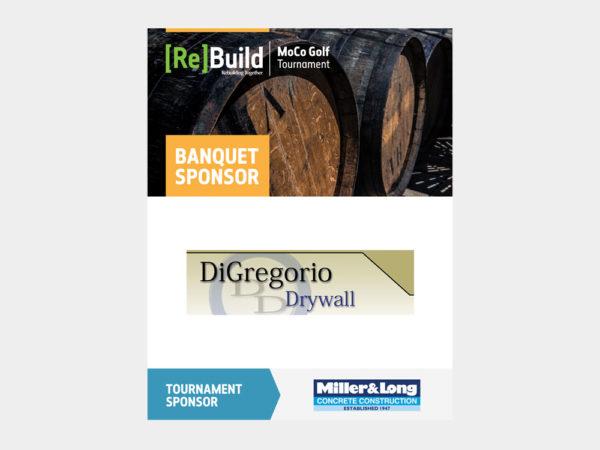 Banquet signs.